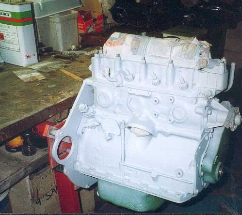 The Engine Block