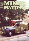 GPO Van Minor Matters Magazine Article (cover)