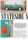 Roadster pickup Minor Monthly magazine article page 1