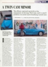 Nigel`s Convertible Magazine Article page 1