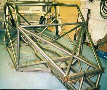 Completed basis chassis/frame
