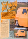 Hillman Husky Van Custom Car Article Page 1